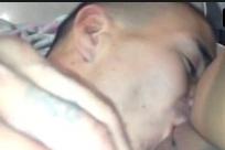 Buceta pingando depois da chupada do namorado