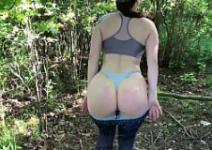 Sexo no mato videos pegando a bunduda cavala por trás