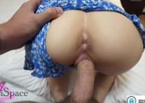 Mulher rebolando de calcinha no sexo gostoso