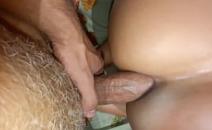 Dando o cu pela primeira vez para experimentar o sexo