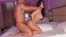 Tinder porn com safado fodendo a gostosa tarada