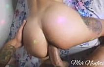 Crente fudendo no sexo anal com roludo
